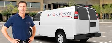 auto glass service repairs or replaces
