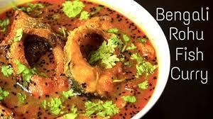 Bengali Rohu Fish Curry Recipe ...