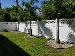 Florida Quality Fence Top Quality Fencing Services Supplies Fence Landscaping Fence Landscape