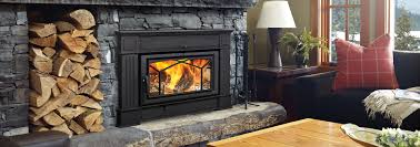 fireplaces wood fireplace inserts