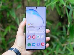 Samsung Galaxy Note 10 hands-on review | Stuff