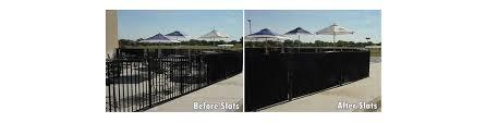 Aluminum Fence Ornamental Fence Privacy Slats