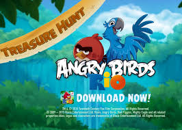 Angry Birds Rio Free Download For Android Mobile - cleverpg