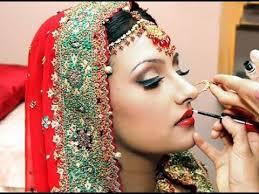 marriage makeup idia an hairstyle