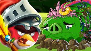 Angry Birds Epic RPG - Giant Piggie WORLD BOSS! - YouTube