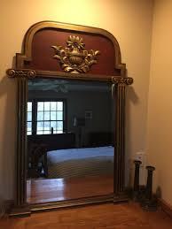 framed beveled mirror jrm 0444