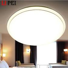 china new decorative dimmable round