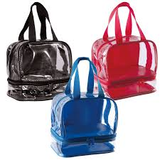 the clear lunch bag b1027 ad vane