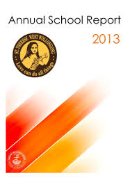 Fillable Online Annual School Report 2013 About This Report St Therese  Catholic Primary School, West Wollongong is registered by the Board of  Studies NSW and managed by the Catholic Education Office (CEO),