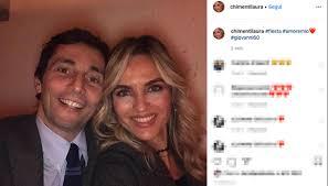 Who is Claudio Briganti, Laura Chimenti's husband