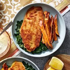 Crispy Catfish & Sweet Potato Fries ...