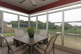 i have a screened in porch that i wish