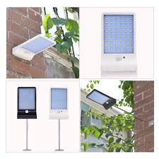 solar garden spot light outdoor wall