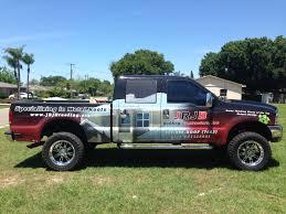Commercial Fleet Truck Advertising In Richmond