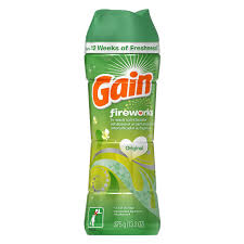 gain fireworks in wash scent booster review