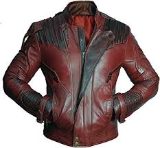 premium leather jackets star lord