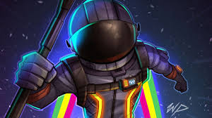 dark voyager fortnite battle royale