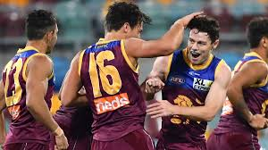 Round 6 - Geelong vs Brisbane (2020)
