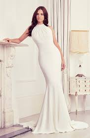 crepe wedding dresses by couture bridal