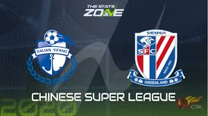 2020 Chinese Super League – Dalian Pro vs Shanghai Shenhua Preview &  Prediction - The Stats Zone