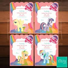 Pipapuh Printables Kit Para Imprimir My Little Pony