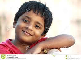 Indian boy with smile stock photo. Image of portrait - 14017984