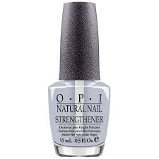 opi natural nail strengthener none
