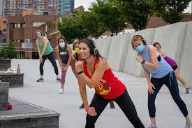 Silent Zumba Party with Sophie Walters | Quiet Events