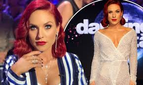 Dancing With The Stars Sharna Burgess ...