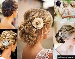 8 أفضل خيارات تصفيفة الشعر الزفاف حلاقة الشعر