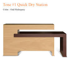 used nail dryer table