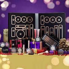 po makeup revolution beauty advent