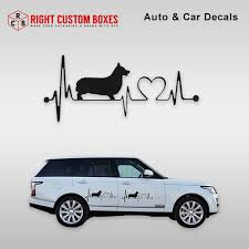 Auto And Car Decals Right Custom Boxes