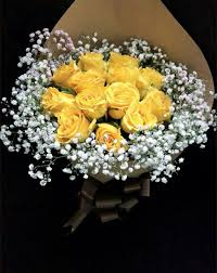 Yellow أصفر On Twitter باقة ورد أصفر وكثير من الحب