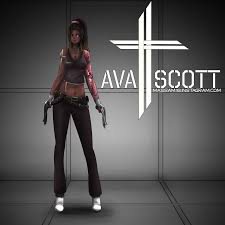 Ava Scott by massam-16 on DeviantArt