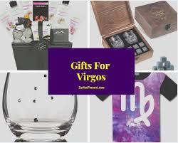 gifts for virgos zodiac present