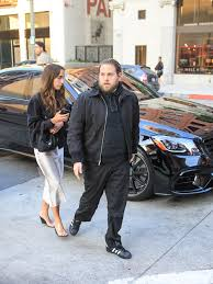 Jonah Hill engaged to girlfriend Gianna ...