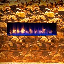 gas fireplace contemporary open