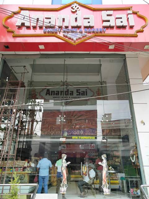Ananda Sai Sweets & Bakery