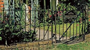 How To Paint Metal Railings Cleaning And Repairing Railings And Gates Real Homes