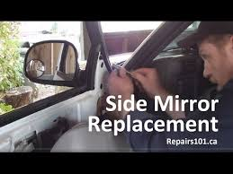 auto side mirror replacement you