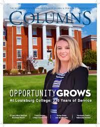 Columns Spring 2017 by Louisburg College - issuu