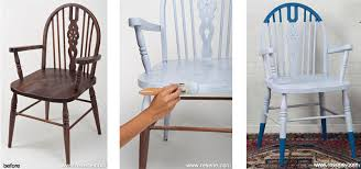 furniture with paint and colour