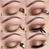 40 simple step by step makeup tutorials