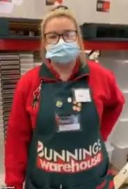 Lisa Wilkinson Unleashes On Bunnings Karen After Pandemic Denier Went Viral Dodging Face Mask Diazhub