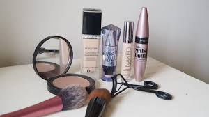 what is in my makeup bag