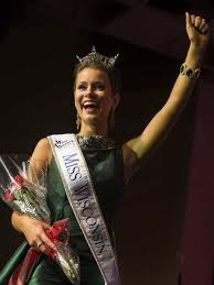 Miss New Berlin, Rosalie Smith, crowned Miss Wisconsin 2015