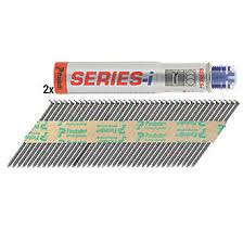 Paslode Bright Im360 Collated Nails 3 1 X 75mm 2200 Pack Bright Nails Screwfix Com