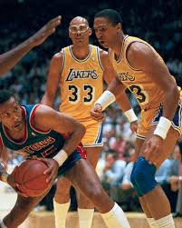 Mychal Thompson - All Things Lakers - Los Angeles Times