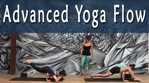 yoga workout advanced yoga flow